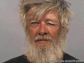 Edward Eugene Harper is believed to have lived a nomadic lifestyle since fleeing Mississippi.