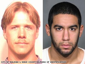Daniel Patrick Boyd, left, and Mohammad Omar Aly Hassan are two of the seven men charged.
