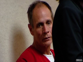 Phillip Garrido, a registered sex offender, was arraigned in California on Friday.
