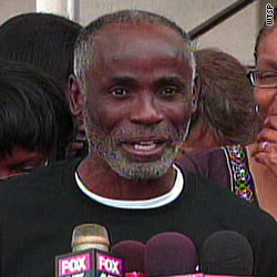 Exonerated man 'not angry' after decades in prison