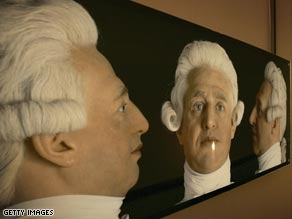 England's King George III may have suffered from porphyria, a disorder that affects the nervous system.