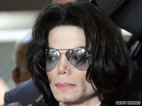 Michael Jackson, seen here in 2005, was taken to UCLA Medical Center with cardiac arrest Friday.