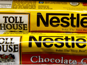 Recent salmonella outbreaks, including one at Nestle, were called unacceptable by federal officials Tuesday.