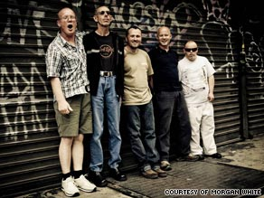 Heavy Load are a UK-based punk band with three out of five members who are disabled.