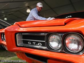 Pontiac models, such as the 1969 GTO, helped usher in the era of the muscle cars, enthusiasts say.