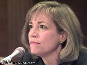Barack Obama has selected Nancy Killefer to be his CPO, according to two Democratic officials.