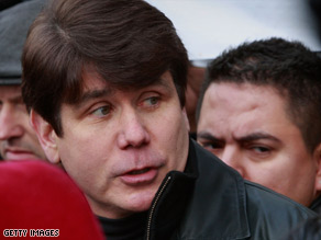 Illinois Gov. Rod Blagojevich may face federal corruption charges.