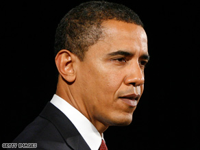 Barack Obama met with Senate Democrats for the last time before next week's inauguration.