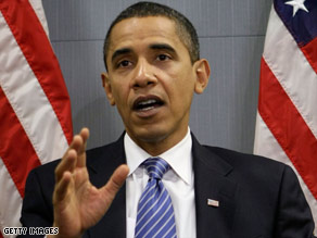 Barack Obama says his plan will immediately help the economy recover.