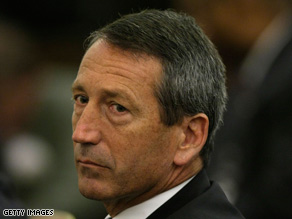 Governor Mark Sanford/Getty Images