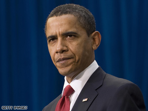 President Obama says al Qaeda threatens American from the Afghan-Pakistani border.