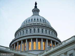 The U.S. Senate is voting this week on an emergency spending bill for FY09.