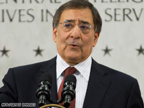 CIA Director Leon Panetta