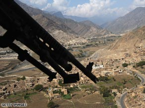 U.S. forces have been engaged in fierce fighting to oust the Taliban in Afghanistan.