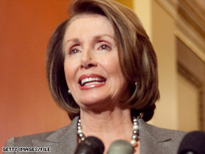 On Tuesday House Speaker Nancy Pelosi suggested more stimulus spending might be needed.