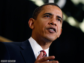 President Obama says recent problems in the markets are only part of a larger crisis.