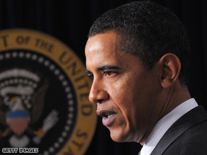 President  Obama speaks Monday on investments in clean energy.