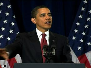 President Obama on Tuesday detailed the work that remains to get the economy moving again.