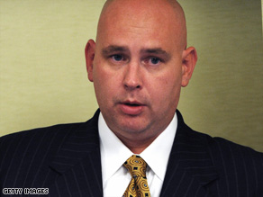 Steve Schmidt served as Sen. John McCain's presidential campaign manager in 2008.