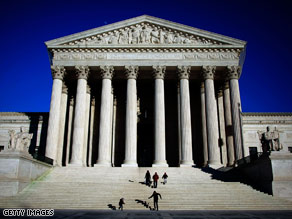 Recent cast has Supreme Court justices deciding when race considerations are proper to ensure a diverse workplace.