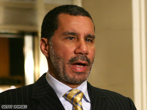 Gov. David Paterson has said he'd sign a same-sex if it's passed by the New York Senate.