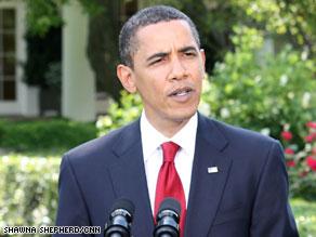 As a senator, President Obama spoke against the Bush tribunal policy.