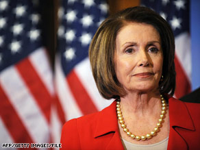 House Speaker Nancy Pelosi says she was misled about the use of harsh interrogation methods.