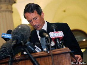 Sanford has brushed aside calls for his resignation.