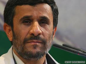 Iranian President Mahmoud Ahmadinejad lashed out at President Obama on Thursday.