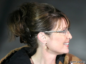 Alaska's Sarah Palin is stepping down as governor at the end of the month.