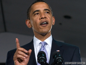 President Obama says his administration would not want to  change its approach to the stimulus plan.