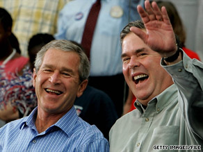 The NRSC included Jeb Bush on its list of possible 2012 presidential candidates.