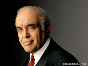 Robert Novak was a syndicated columnist who was a regular on CNN for 25 years.