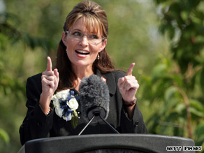Former Republican vice presidential candidate Sarah Palin will be in Hong Kong this week to address about 1,000 investors from around the globe.