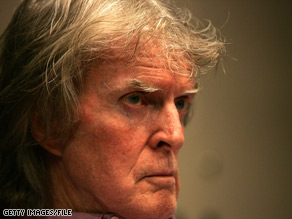 Radio shock jock Don Imus has been diagnosed with prostate cancer.