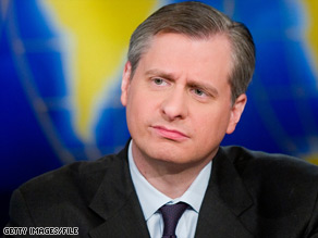 Writer Jon Meacham won a Pulitzer Prize in biography for ''American Lion: Andrew Jackson in the White House.''