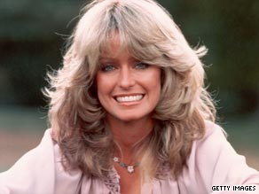 Actress Farrah Fawcett, known for her blonde mane and gleaming smile, died Thursday at age 62.