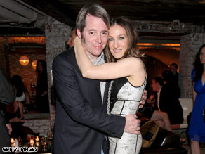 Matthew Broderick and Sarah Jessica Parker are expecting twins this summer.