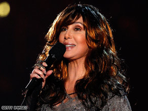 Cher made the most of a false alarm, offering admiration for emergency personnel who came to her house.