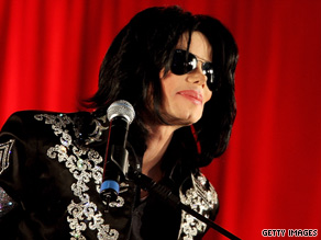 Michael Jackson, shown in 2008, was one of the biggest pop stars in history.