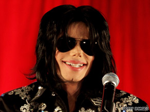 President Obama on Tuesday called Michael Jackson a 'core part of our culture.'