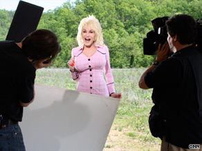 Dolly Parton has no plans to step out of the spotlight: