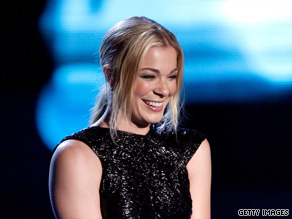 LeAnn Rimes confirmed on her Web site that she and her husband, Dean Sheremet, are divorcing.