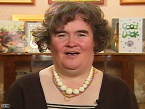 Susan Boyle, the breakout star from 'Britain's Got Talent' continues to wow.