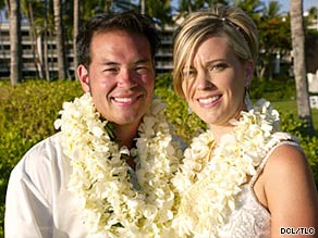 Jon and Kate Gosselin announced their official separation on Monday evening's show.