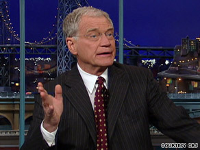 Letterman on Thursday revealed an extortion attempt based on his sexual relations with staff members.