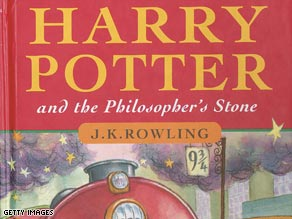 Normal copies of the Harry Potter books go for under $20, unlike the autographed first edition that sold for $19,000.
