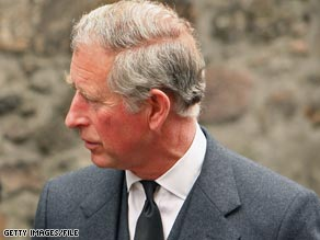 Prince Charles is famously opposed to genetically modified crops.