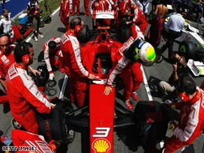 Ferrari have been warned to expect an appeal if they obtain an injunction against governing body the FIA.