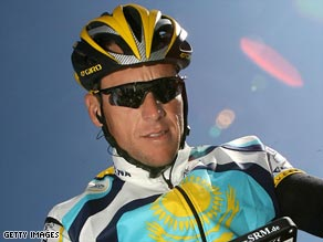 Armstrong has become a father for the fourth time following the birth of his son Max.